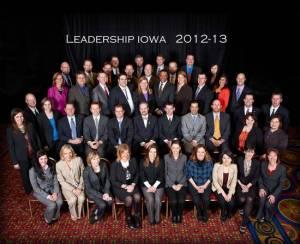 Leadership Iowa Class 2013