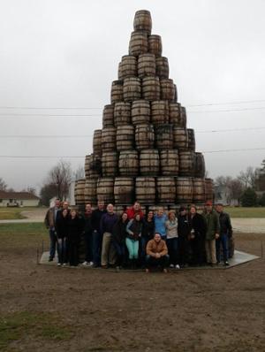 Leadership Iowa Templeton Rye Tour