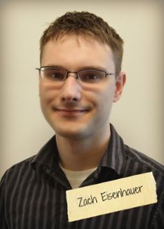 Zach Eisenhauer headshot